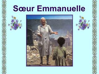 S ur Emmanuelle