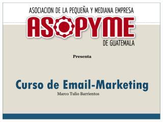 Curso de Email-Marketing