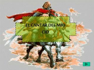 EL CANTAR DEL M O CID