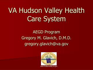 VA Hudson Valley Health Care System