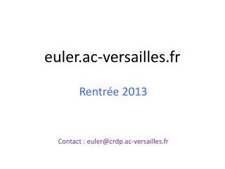euler.ac-versailles.fr