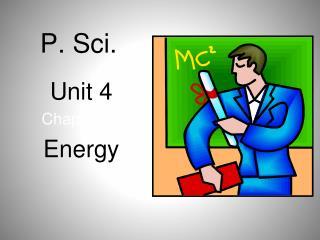 P. Sci.