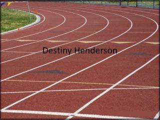 Destiny Henderson