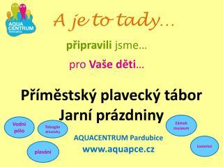 AQUACENTRUM Pardubice   aquapce.cz