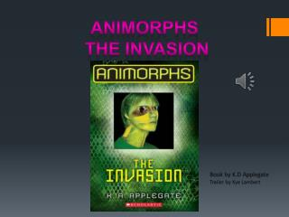 Animorphs  The invasion