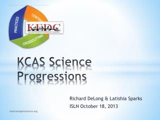 KCAS Science Progressions
