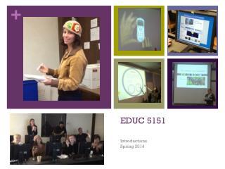 EDUC 5151