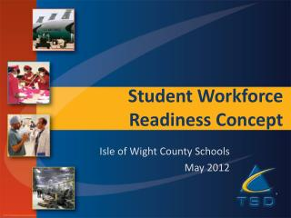Student Workforce Readiness Concept