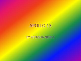 apollo 13 leadership essays Free essay: key theory many traits seem to be synonymous with leadership such as intelligence, personality, supervisor ability, etc however, managers and.