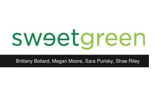 Brittany Boilard, Megan Moore, Sara Purisky, Shae Riley