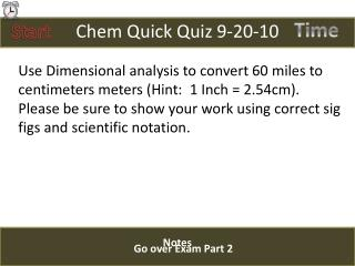 Chem  Quick  Quiz  9-20-10