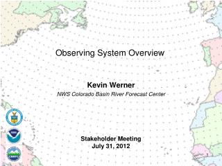 Stakeholder Meeting July 31, 2012