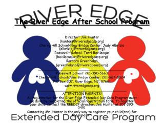 The River Edge After School Program