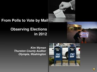 Observing Elections