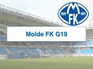 Molde FK G19