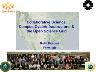 Collaborative Science,  Campus Cyberinfrastructure, & the Open Science Grid