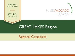 GREAT LAKES Region