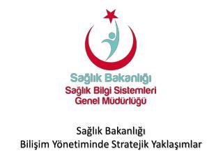 Sağlık  Bakanlığı Bilişim Yönetiminde Stratejik Yaklaşımlar