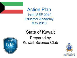 Action Plan  Intel  ISEF 2010 Educator Academy May 2010