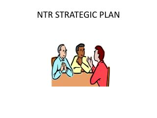 NTR STRATEGIC PLAN