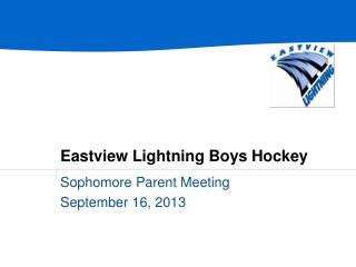Eastview Lightning Boys Hockey