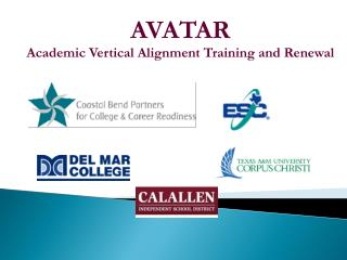 AVATAR Academic Vertical Alignment Training and Renewal
