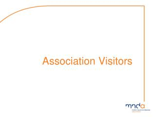 Association  Visitors