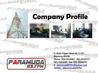 Jl. Bukit Pakar Timur IV / C 25 Bandung 40198