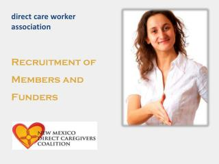 direct care worker  association