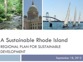 Regional Plan for Sustainable Development