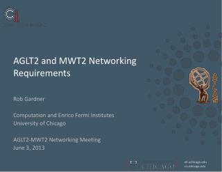 AGLT2 and MWT2 Networking Requirements