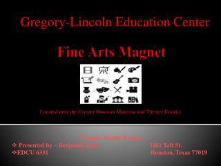 Fine Arts Magnet