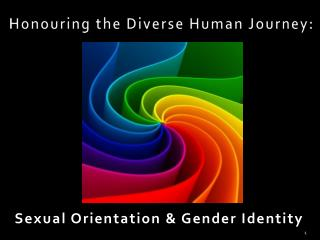 Honouring the Diverse Human Journey: