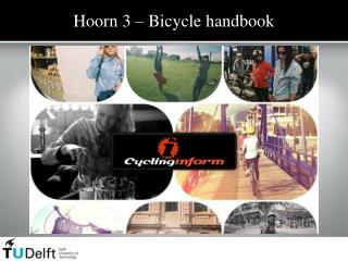 Hoorn 3 – Bicycle handbook