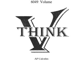 6 049  Volume