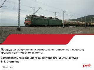 Процедура оформления и согласования заявок на перевозку грузов: практические аспекты