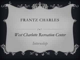 Frantz Charles