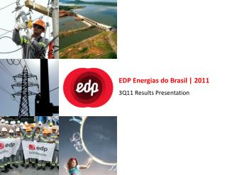 EDP Energias do Brasil | 2011 3Q11 Results Presentation