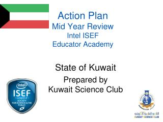 Action Plan  Mid Year Review  Intel ISEF Educator Academy