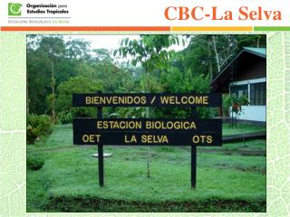 CBC-La Selva