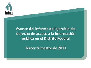 Solicitudes de acceso a la información pública