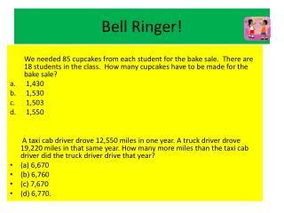 Bell Ringer!