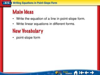 Lesson 5 MI/Vocab