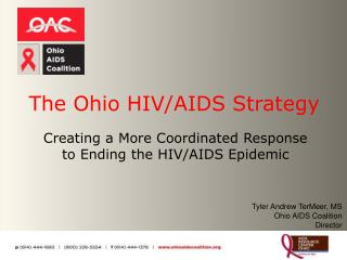 The Ohio HIV/AIDS Strategy