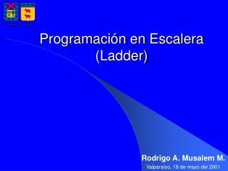 Programaci n en Escalera Ladder