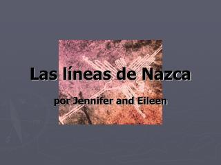 Las l neas de Nazca