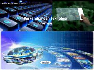 Media  pembelajaran Interaktif