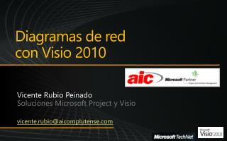 Diagramas  de red con Visio 2010