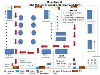 Mirus  -Topaz LC 14135 Main Street, Suite 201-203 Hesperia, CA 92345