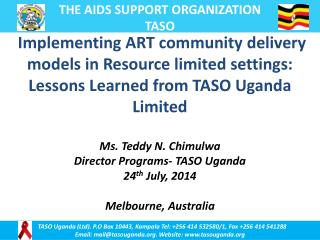 Founded in 1987  by 16 individuals personally affected by HIV and AIDS
